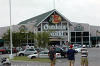 The Outside of Myrtle Beach Mall