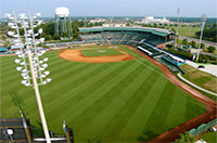 The Pelicans' Baseball Field